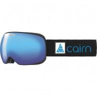 Cairn Gravity, skidglasögon, mat black blue