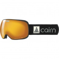 Cairn Gravity, skidglasögon, mat black gold