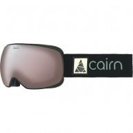 Cairn Focus, OTG skidglasögon, mat black silver