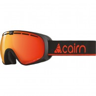 Cairn Spot, OTG skidglasögon, mat black orange
