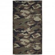 4F halskrage/bandana, camo
