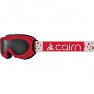 Cairn Bug, skidglasögon, shiny red
