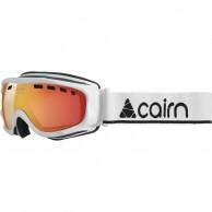 Cairn Visor, OTG skidglasögon, mat white