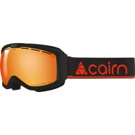 Cairn Funk, OTG skidglasögon, barn, mat black orange