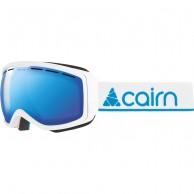 Cairn Funk, OTG skidglasögon, barn, mat white blue