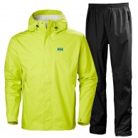Helly Hansen Loke Regnkläder Set, Herr, Sweet Lime