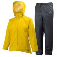 Helly Hansen Voss regnkläder, dam, yellow