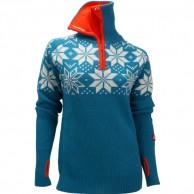Ulvang Rav Kiby sweater, dam, mosaic blue