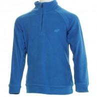 4F Microtherm fleecetröja, junior, blue
