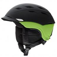Smith Variance skidhjälm, svart/grön