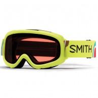 Smith Gambler Air jr skidglasögon, gul