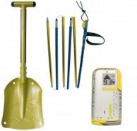 Pieps, säkerhetspaket med larm, sond och skyffel