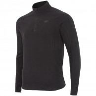 4F Odin Microtherm fleece tröja, herr, svart