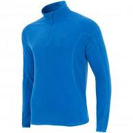 4F Odin Microtherm fleece tröja, herr, cobalt blue