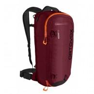 Ortovox Ascent 22, ryggsäck, dark blood