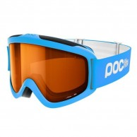 POCito Iris skibrille, junior, Fluorscent Blue