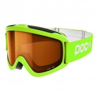 POCito Iris skibrille, junior, Fluorscent Yellow/Green