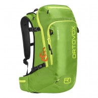 Ortovox Tour Rider 30, tur/skid ryggsäck, matcha green