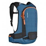 Ortovox Free Rider 16, skid ryggsäck, blue sea