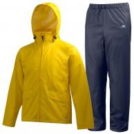 Helly Hansen Voss regnkläder, herr, gul/blå