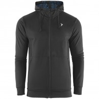 Outhorn Comfy hoodie, herr, svart