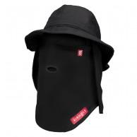 Airhole Bucket Hat, Svart