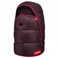 Airhole Airhood Packable Insulated, burgundy