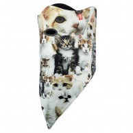 Airhole Facemask 2 Layer, Meow