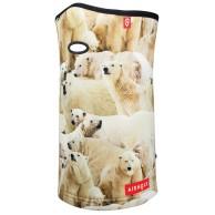 Airhole Halsvärmare Ergo Polar, polar bears