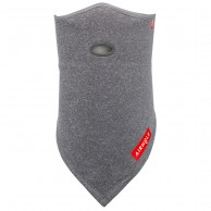 Airhole Facemask Bandana Polar, heather grey