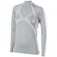 Falke Maximum Warm Longsleeved Shirt, dam, fume