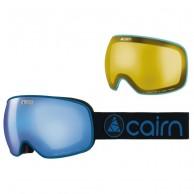 Cairn Magnetik, Skidglasögon, Mat Black Blue