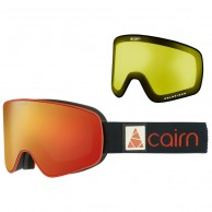 Cairn Polaris, Polarized Skidglasögon, Mat Black