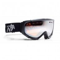 Demon Matrix Polarized skidglasögon, Demon Matrix Polarized skibriller, Matt Black