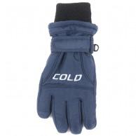 Cold Force Glove JR, junior skidhandske, navy