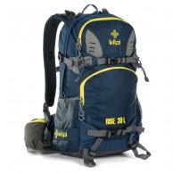 Kilpi Rise-U, skiryggsäck, mörkblå