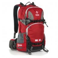Kilpi Rise-U, skiryggsäck, röd