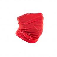 DIEL unisex halskrage, röd