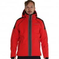 DIEL St. Moritz skidjacka till män, röd