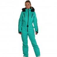 DIEL Ski Spirit skidoverall, dam, grön