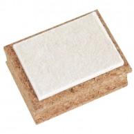 Holmenkol kork med filt