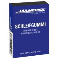 Holmenkol Schleifgummi, gummibryne