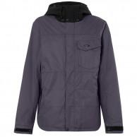 Oakley Division 10K Bzi jacket, skidjacka, herr, grå