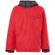 Oakley Division 10K Bzi jacket, skidjacka, herr, röd