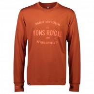 Mons Royale Yotei Tech LS, skidundertröja, herr, clay
