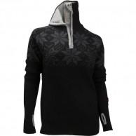 Ulvang Rav Kiby sweater, dam, Svart/Grå