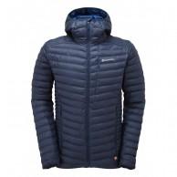 Montane Icarus Jacket, herr, antarctic blue