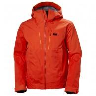 Helly Hansen Alpha Shell Jacket, herr, grenadine