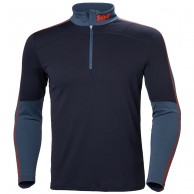 Helly Hansen Lifa Active 1/2 Zip, herr, graphite blue