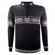 Kama Thor Merino Sweater, herr, black